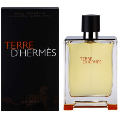Hermès Terre d'Hermes parfüm férfiaknak