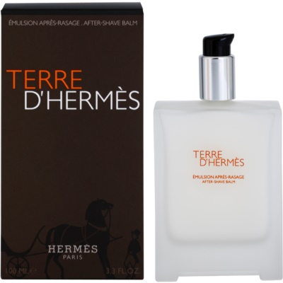 Hermès Terre D'Hermes After Shave Balm for Men