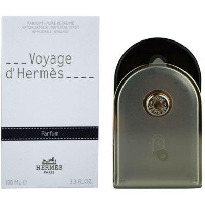 Hermes Voyage d'Hermès Perfume unisex  Refillable