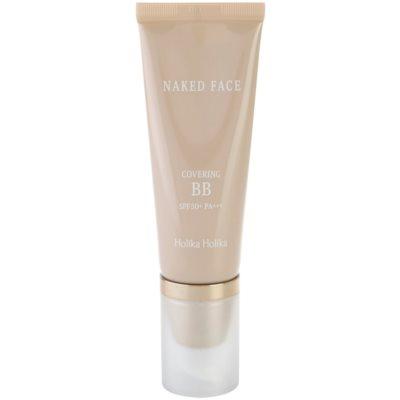 BB крем з високим ступенем UV захисту
