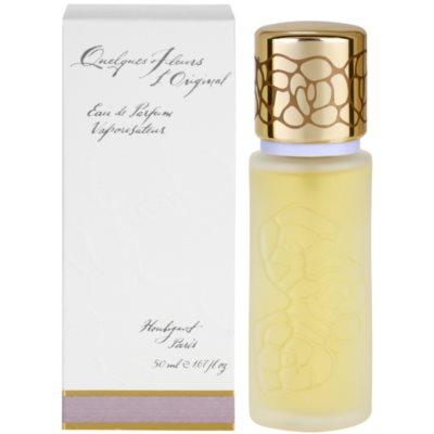 Houbigant Quelques Fleurs l'Original Eau de Parfum para mulheres