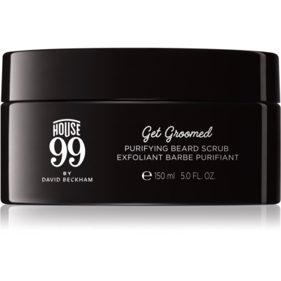 House 99 Get Groomed mydło oczyszczające do brody 3 w 1