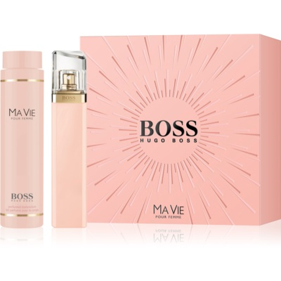 Hugo Boss Boss Ma Vie Gift Set ІХ  Eau De Parfum 75 ml + Body Milk 200 ml