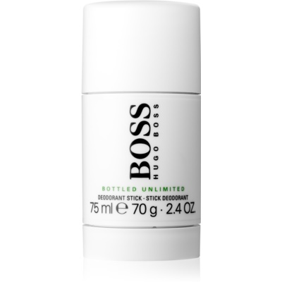 Hugo Boss Boss Bottled Unlimited Deodorant Stick voor Mannen 75 ml
