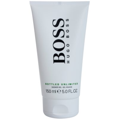 Hugo Boss Boss Bottled Unlimited gel za prhanje za moške 150 ml