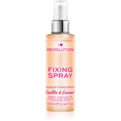 I Heart Revolution Fixing Spray spray fixateur de maquillage