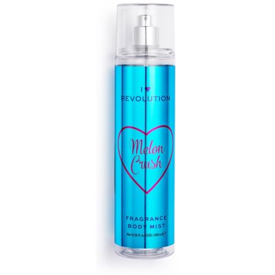 I Heart Revolution Body Mist spray corporal refrescante  para mujer