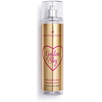 I Heart Revolution Body Mist spray rinfrescante corpo da donna