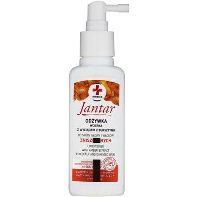 regenerační kondicionér ve spreji pro poškozené vlasy