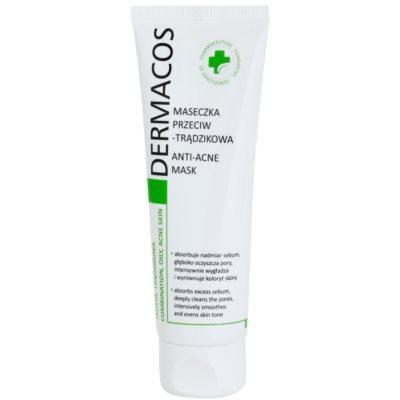 Reinigungsmaske für fettige Haut mit Neigung zu Akne