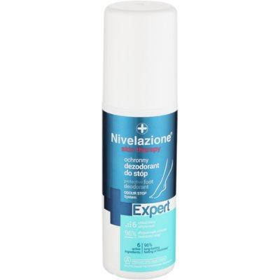 Ideepharm Nivelazione Expert deodorante rinfrescante piedi