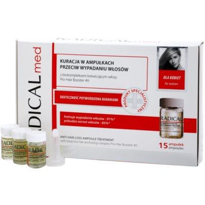 serum de tratamiento anticaída del cabello para mujer