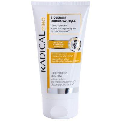 Ideepharm Radical Med Repair siero rigenerante per capelli deboli  150 ml