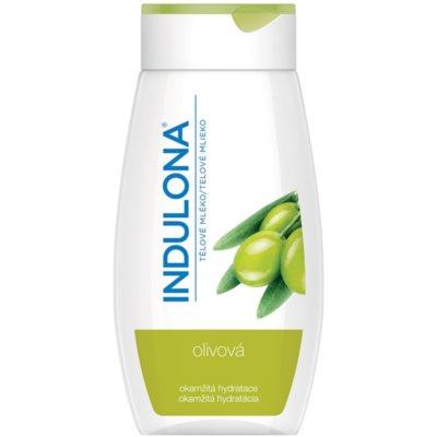 hydratačné telové mlieko s olivovým olejom