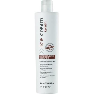 Inebrya Keratin shampoing restructurant à la kératine