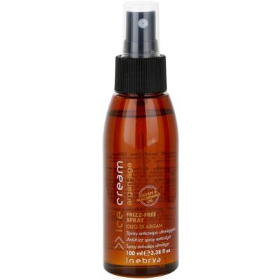ultra leichtes Spray gegen strapaziertes Haar