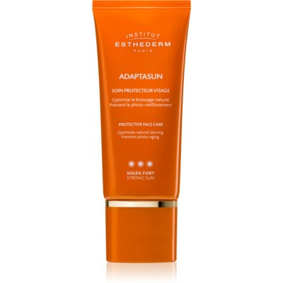 Institut Esthederm Adaptasun Face Sun Cream  High Sun Protection