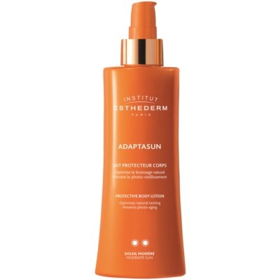 Institut Esthederm Adaptasun Protective Sunscreen Lotion Medium Sun Protection