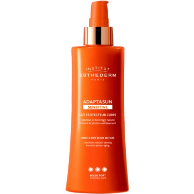 Institut Esthederm Adaptasun Sensitive Protective Sunscreen Lotion High Sun Protection