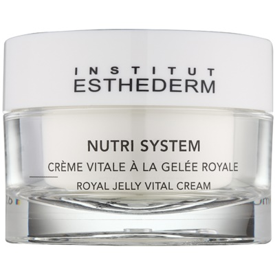 Nourishing Cream With Royal Jelly