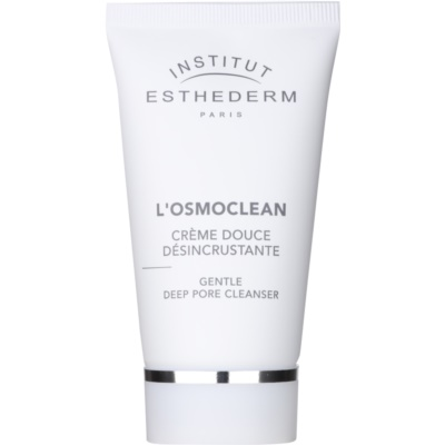 crema limpiadora suave para poros obstruidos