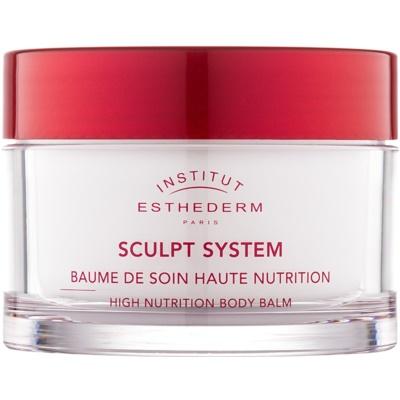 Institut Esthederm Sculpt System balsamo corpo ultra nutriente