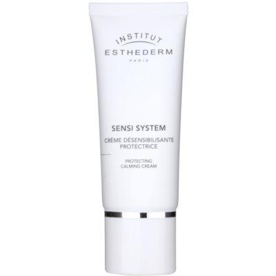 crema de día para neutralizar la irritación de la piel sensible