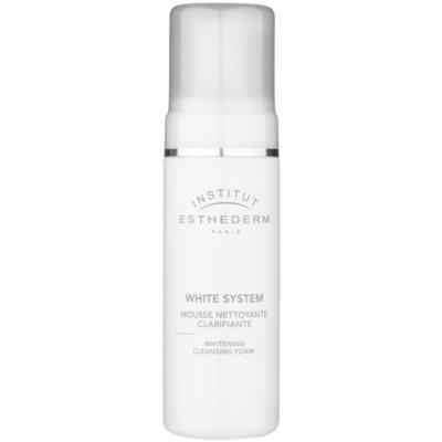 čistiaca pena  s bieliacim účinkom