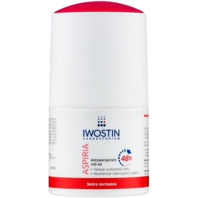 feuchtigkeitsspendender und beruhigender Antiperspirant-Deoroller mit Langzeitwirkung