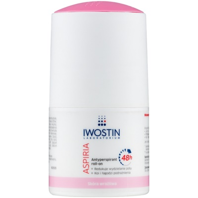 Moisturising and Soothing Anti-Perspirant Roll-On