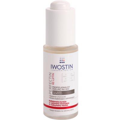 Iwostin Re-Liftin Perfectin professzionális éjszakai peeling érett bőrre
