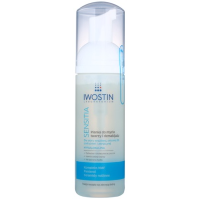 Cleansing Make - Up Remover Foam For Sensitive And Allergic Skin