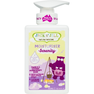 Jack N' Jill Serenity Nourishing Body Milk For Kids