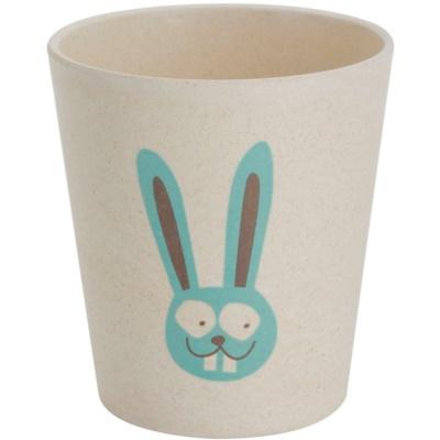 Jack N' Jill Bunny Bekertje van Bamboe en Rijstschil