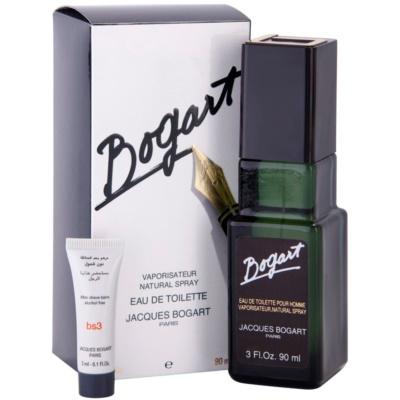 Jacques Bogart Bogart подаръчен комплект I. тоалетна вода 90 ml + балсам след бръснене 3 ml