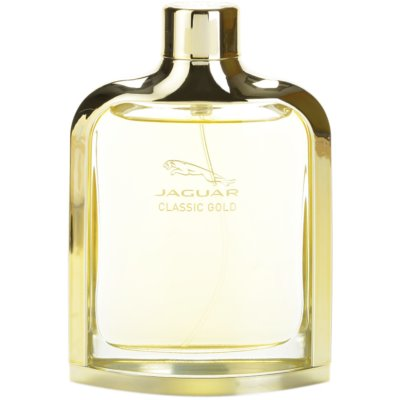 Jaguar Classic Gold Eau de Toilette para homens