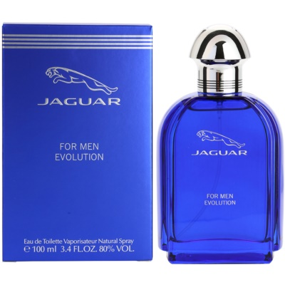 Jaguar Evolution eau de toilette pour homme
