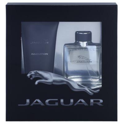 Jaguar Innovation Gift Set  Eau De Toilette 100 ml + Shower Gel 200 ml