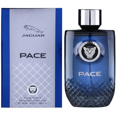 Jaguar Pace eau de toilette for Men