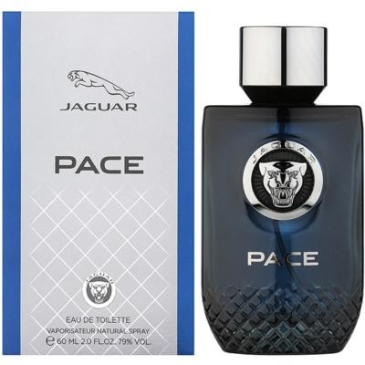 Jaguar Pace Eau de Toilette para homens