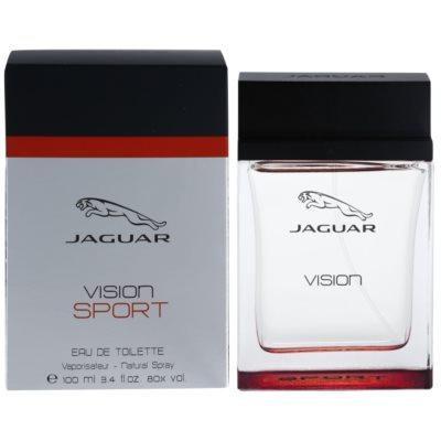Jaguar Vision Sport toaletná voda pre mužov