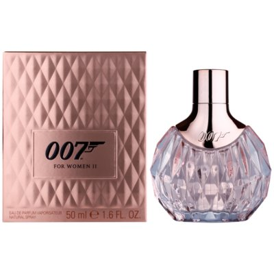 James Bond 007 James Bond 007 For Women II Eau de Parfum Damen