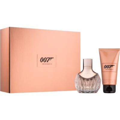 James Bond 007 James Bond 007 For Women II Geschenkset I.  Eau de Parfum 30 ml + Körperlotion 50 ml