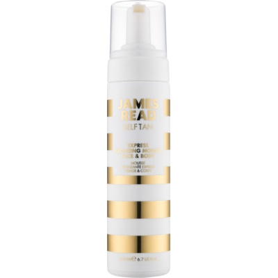 Express Bronzing Mousse For Body and Face