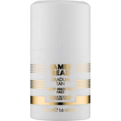Self Tanning Night Moisturizing Mask For Face