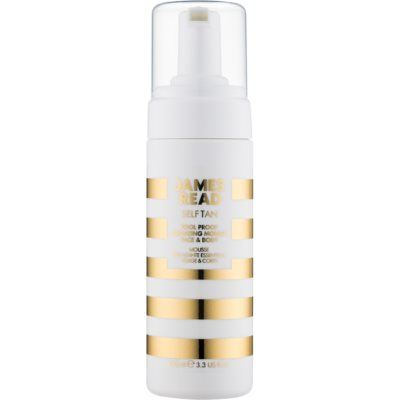 James Read Self Tan mousse abbronzante per corpo e viso