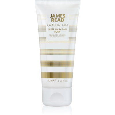 James Read Gradual Tan Self Tanning Night Moisturizing Mask for Body