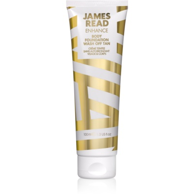 James Read Enhance Wash Off Self-Tanning Milk for Face and Body
