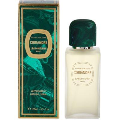 Jean Couturier Coriandre Eau de Toilette for Women