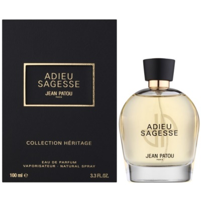 Jean Patou Adieu Sagesse Eau de Parfum voor Vrouwen